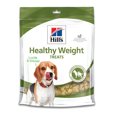Hill's Prescription Diet Healthy Weight Dog Treats - 220 g | Petcure.nl