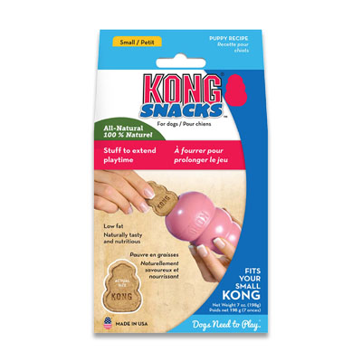 Kong Snacks Puppy - Small (Kong Puppy S/M)