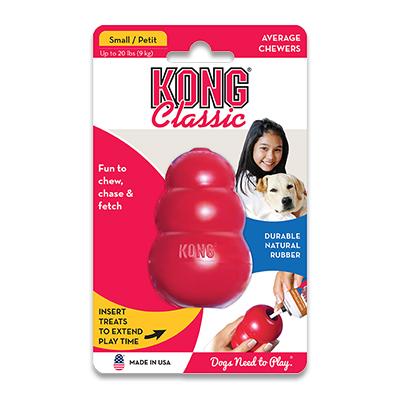 Kong Classic - Small | Petcure.nl