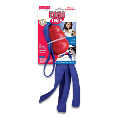 Kong Tails - Large | Petcure.nl