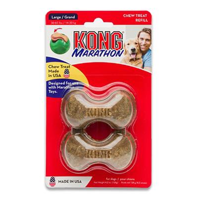 Kong Marathon Bone - Large (assorti geleverd) | Petcure.nl