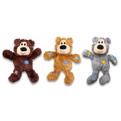 Kong WildKnots Bears - Small/Medium (vorsortiert geleifert)