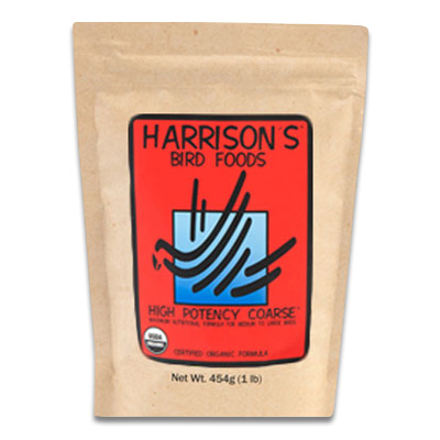 Harrison's Bird High Potenc Coar - 1 pnd
