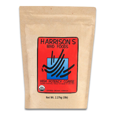 Harrison's Bird High Potenc Coar - 5 pnd