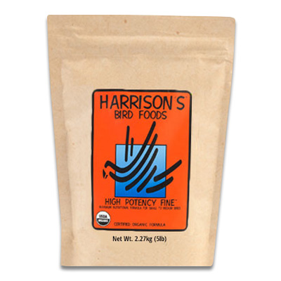 Harrison's Bird High Potenc Fine - 5 pnd