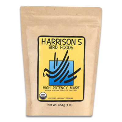 Harrison's Bird High Potenc Mash - 1 pnd | Petcure.nl