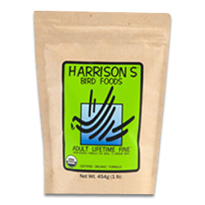 Harrison's Bird Life Time Fine - 1 pnd | Petcure.nl