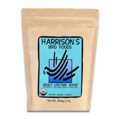 Harrison's Bird Life Time Mash - 1 pnd | Petcure.nl