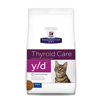 Hill's Prescription Diet Feline y/d - 5 kg