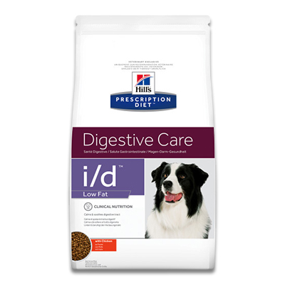 Hill's Prescription Diet Canine i/d Low Fat - 12 kg