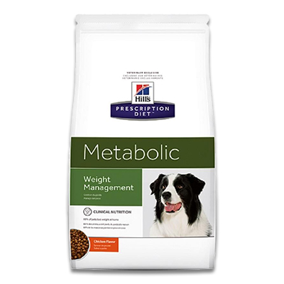 Hill's Prescription Diet Canine Metabolic -  4 kg | Petcure.nl