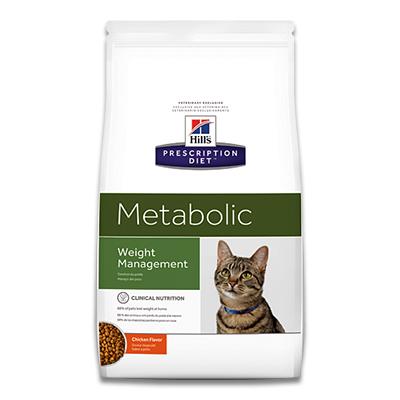 Hill's Prescription Diet Feline Metabolic  -  4 kg