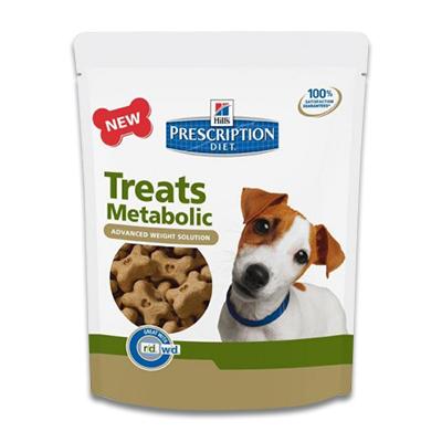 Hill's Prescription Diet Canine Metabolic Treats - 220 g