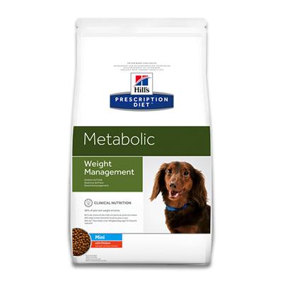 Hill's Prescription Diet Canine Metabolic  Mini - 1.5 kg | Petcure.nl