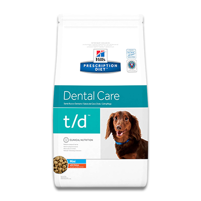 Hill's Prescription Diet Canine t/d  Mini - 3 kg