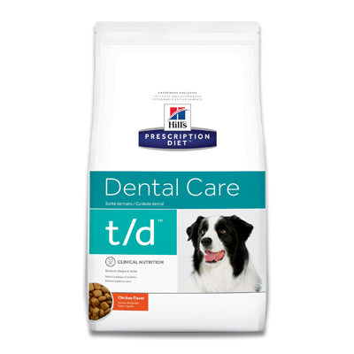 Hill's Prescription Diet Canine t/d Dental Care - 10 kg