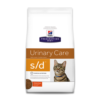 Hill's Prescription Diet Feline s/d -  5 kg | Petcure.nl