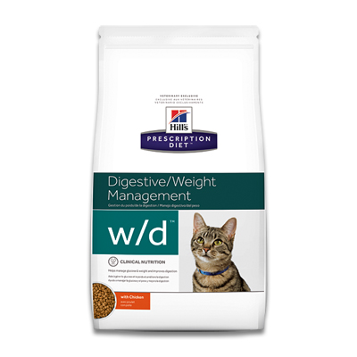 Hill's Prescription Diet Feline w/d - 5 kg