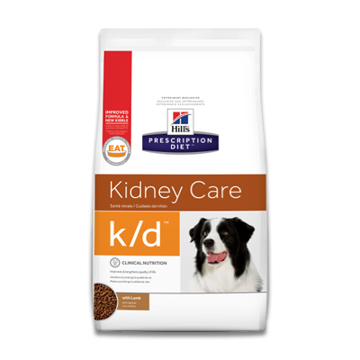 Hill's Prescription Diet Canine k/d Kidney Care -  5 kg