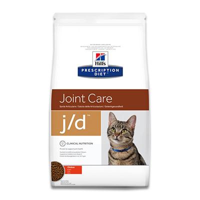 Hill's Prescription Diet Feline j/d Joint Care -  2 kg
