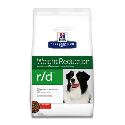 Hill's Prescription Diet Canine r/d -  4 kg | Petcure.nl