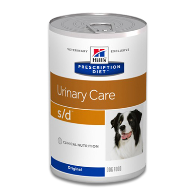 Hill's Prescription Diet Canine s/d - 12 x 370 g Dosen