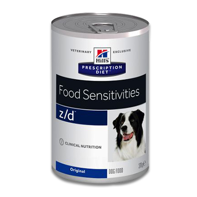 Hill's Prescription Diet Canine z/d - 12x 370g Dosen