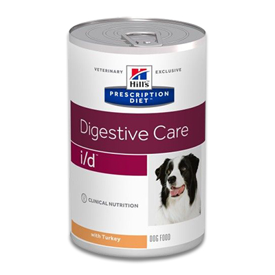 Hill's Prescription Diet Canine i/d Digestive Care - 12 x 360g Blik