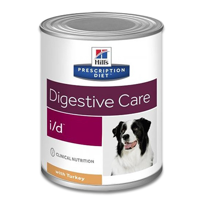 Hill's Prescription Diet Canine i/d Recovery Pack - 3 x 360g Dosen