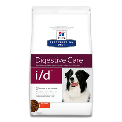 Hill's Prescription Diet Canine i/d Digestive Care  - 2 kg
