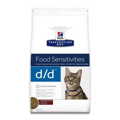 Hill's Feline d/d Venison & Green Pea - 1.5 kg