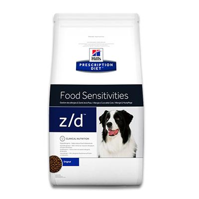 Hill's Prescription Diet Canine z/d -  3 kg