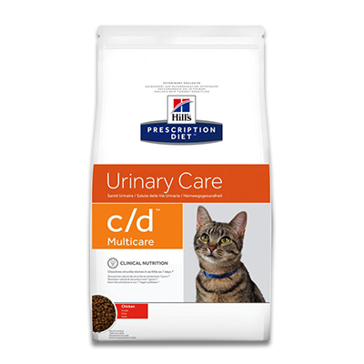 Hill's Prescription Diet Feline c/d (Chicken) -  5 kg