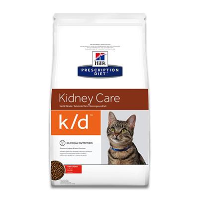 Hill's Feline k/d Kidney Care - 1.5 kg
