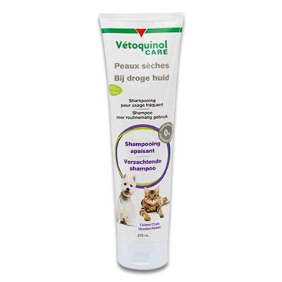 Vetoquinol Care Shampoo Bij Droge Huid (Shooting Trockene Haut) - 275ml
