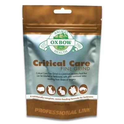 Critical Care Fine Grind - 100 gr