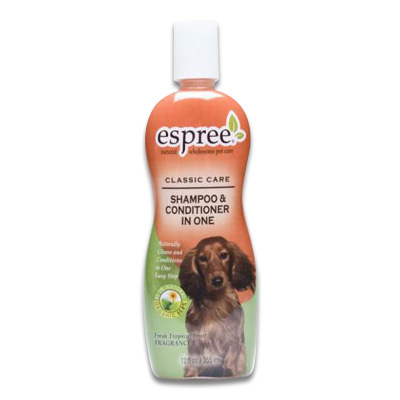 Espree Shampoo & conditioner in one - 355 ml | Petcure.nl