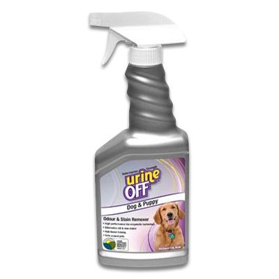Urine Off Geur en Vlekverwijderaar Spray (Hond) - 500 ml | Petcure.nl