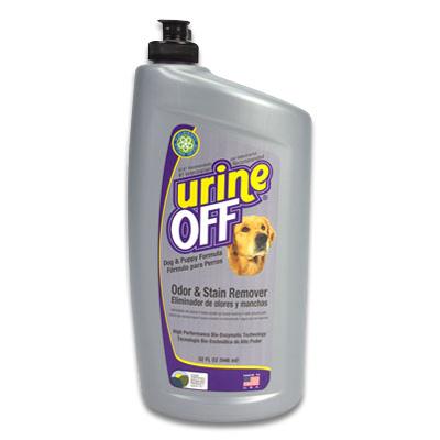 Urine Off Geur en Vlekverwijderaar Tapijtvloeistof (Hond) - 946 ml | Petcure.nl
