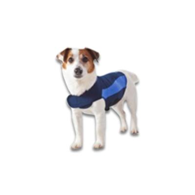 Thundershirt Polo Blau XS