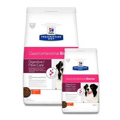 Hill's Prescription Diet Canine Gastrointestinal Biome | Petcure.nl