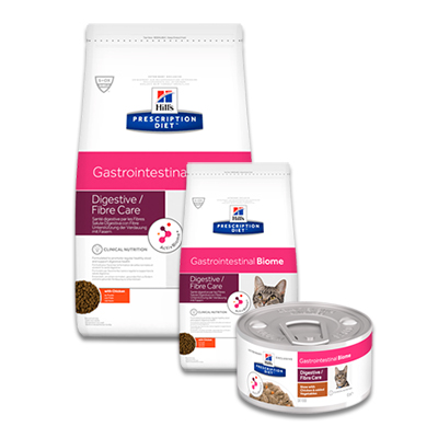 Hill's Prescription Diet Feline Gastrointestinal Biome | Petcure.nl