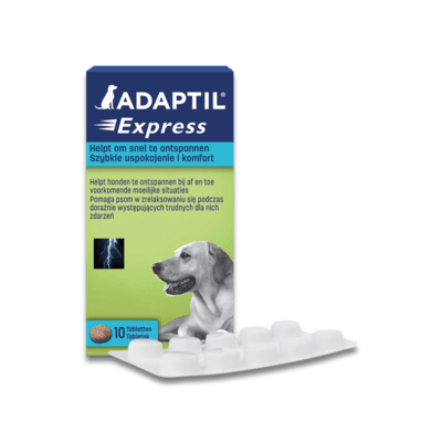 Adaptil Express Tabletten | Petcure.nl