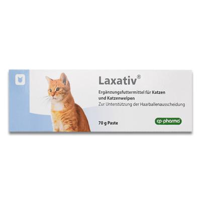 Laxativ Paste Haarballen entfernung