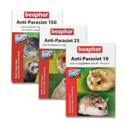 Beaphar Anti-Parasite Rabbit/Rodent