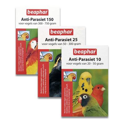 Beaphar Anti-Parasiet Vogel | Petcure.nl