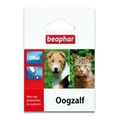 Beaphar Augensalbe für Hunde und Katzen