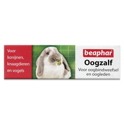 Beaphar Oogzalf voor Konijnen, Knaagdieren en Vogels | Petcure.nl