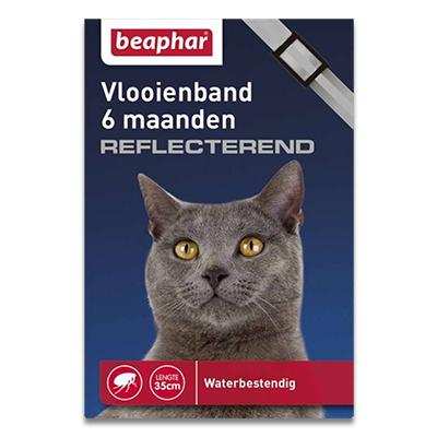 Beaphar Flohschutz-Halsband (6 Monate) Katze