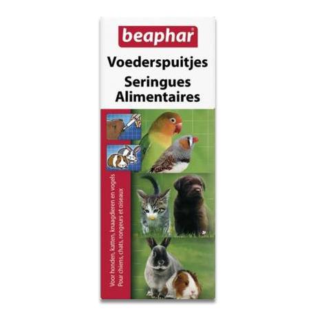 Beaphar Voederspuitjes   Petcure.nl